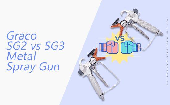 Graco SG2 vs SG3