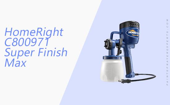 HomeRight C800971 Super Finish Max