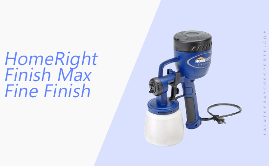 HomeRight C800766 Finish Max Fine Finish