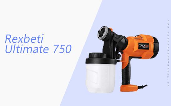 Rexbeti Ultimate-750 Handheld Turbine Sprayer