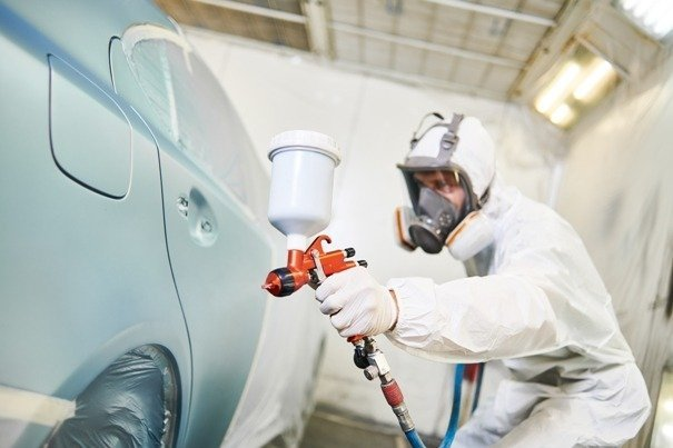 How Long Does Spray Paint Take to Dry? | Paint Sprayer Experts