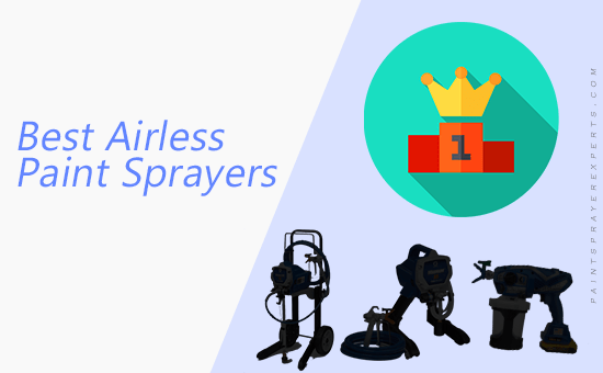 STOP! Here's the Best Airless Paint Sprayer You Can Get!