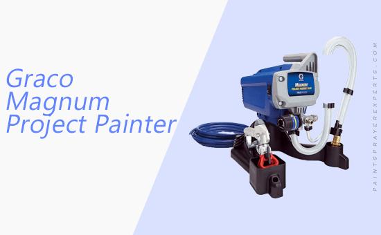 Graco Magnum 257025 Project Painter