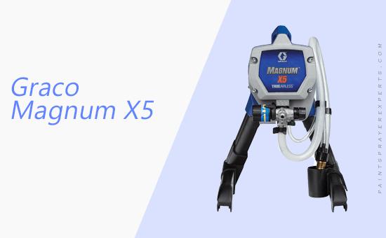 Graco Magnum X5 Airless Paint Gun