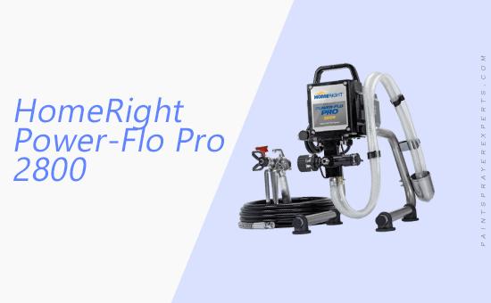 HomeRight Power-Flo Pro 2800 Paint Gun