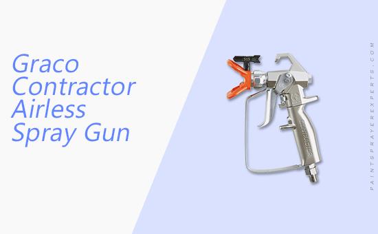 Graco Contractor Airless Spray Gun
