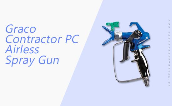 Graco Contractor PC Airless Spray Gun